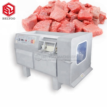 Commerical meat cubing cutting machine Good quality meat cutter for sale