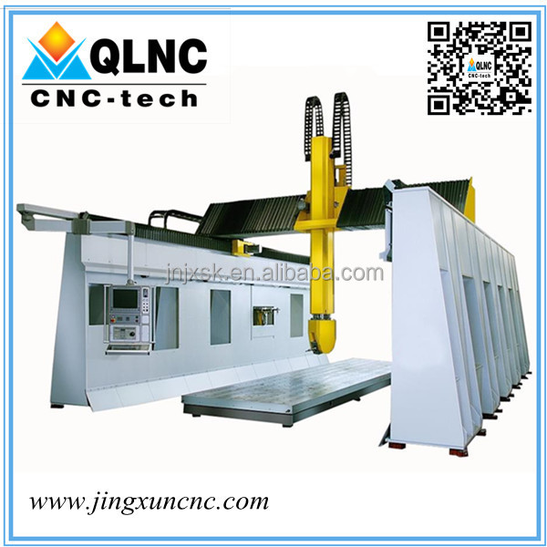cnc milling machine 5 axis