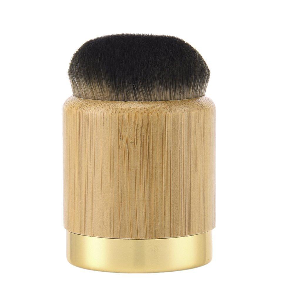 Redcolourful 1Pc Practical Cosmetic Makeup Brush Foundation Powder Brush Fat Head Short Handle Makeup Beauty Tools