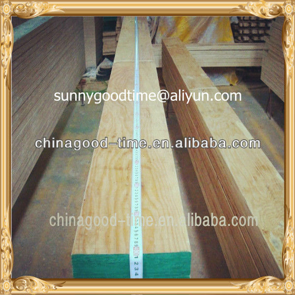 LVL wooden scaffold plank for contruction