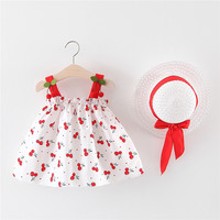 Summer Baby Girl Dress 2 Years Girl Frocks Cheap Price Leisure Dress