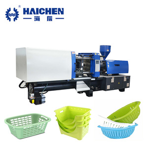 Good stability Efficient Simple Plastic fruit box crate basket making injection moulding machines