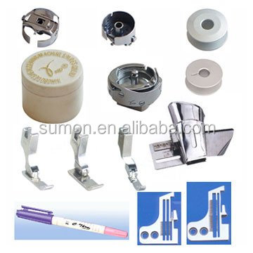 Sewing Machine Parts & Accessories