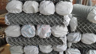 Galvanizado/PVC-revestido cerca da ligação chain