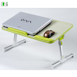 2016 best selling laptop table folding portable height angle adjustable small table for laptop