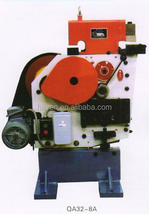 QA32-8B mechanical combined punching and shearing machine
