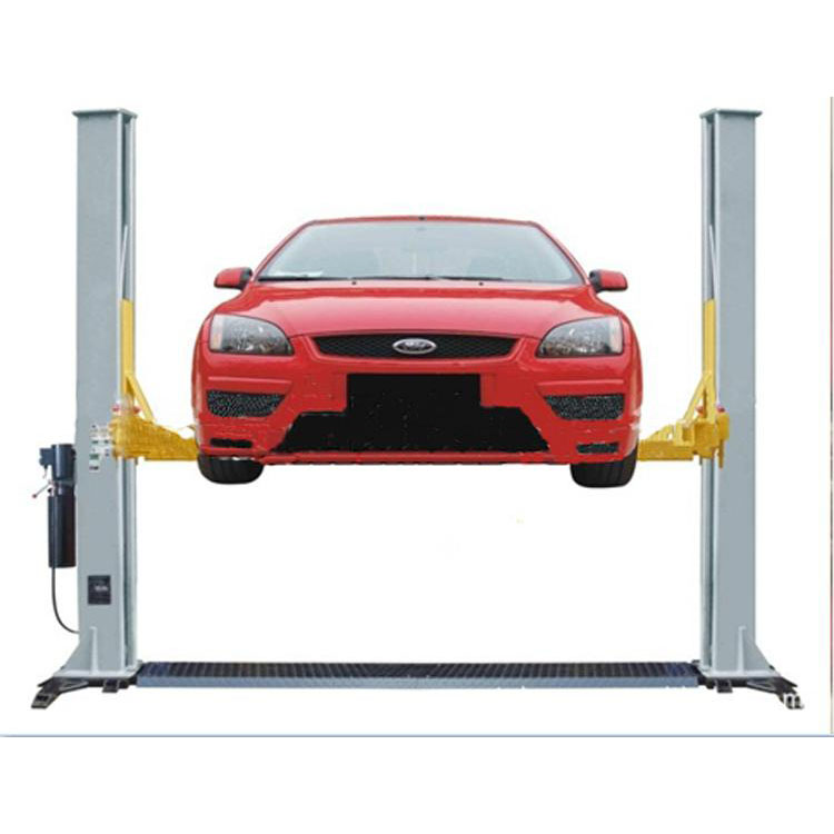 Sale CE and ISO9001top sale best price good quality manual/auto/pneumatic unlocking hydraulic 2 post car lift