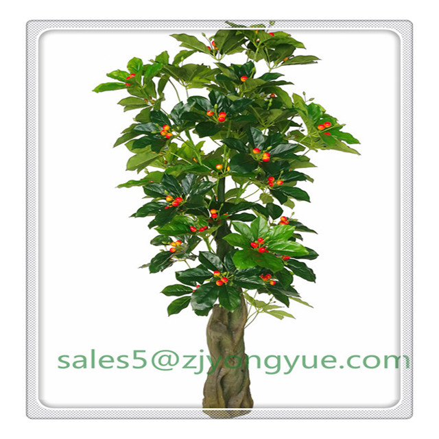 hot sell china artificial Fruit trees wholesale Artificial fruit tree 5269