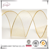 gold stripe organza ribbon celebrate it ribbon for gift packing