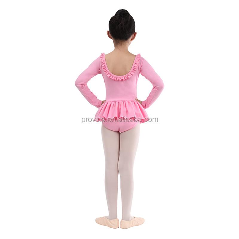Tanzen Ballett Baby Tutu Ballett-Trikot Tanzkleid Ballerina Unitard Dancewear 4-15Y
