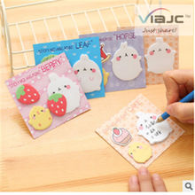 Nette haftnotizen eindruck cardlover klebrige papier post memo es notizen kawaii