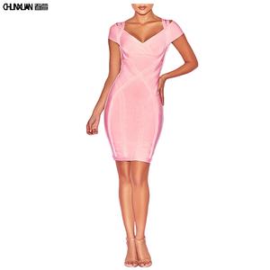 Pink Club Dress 979c69d18