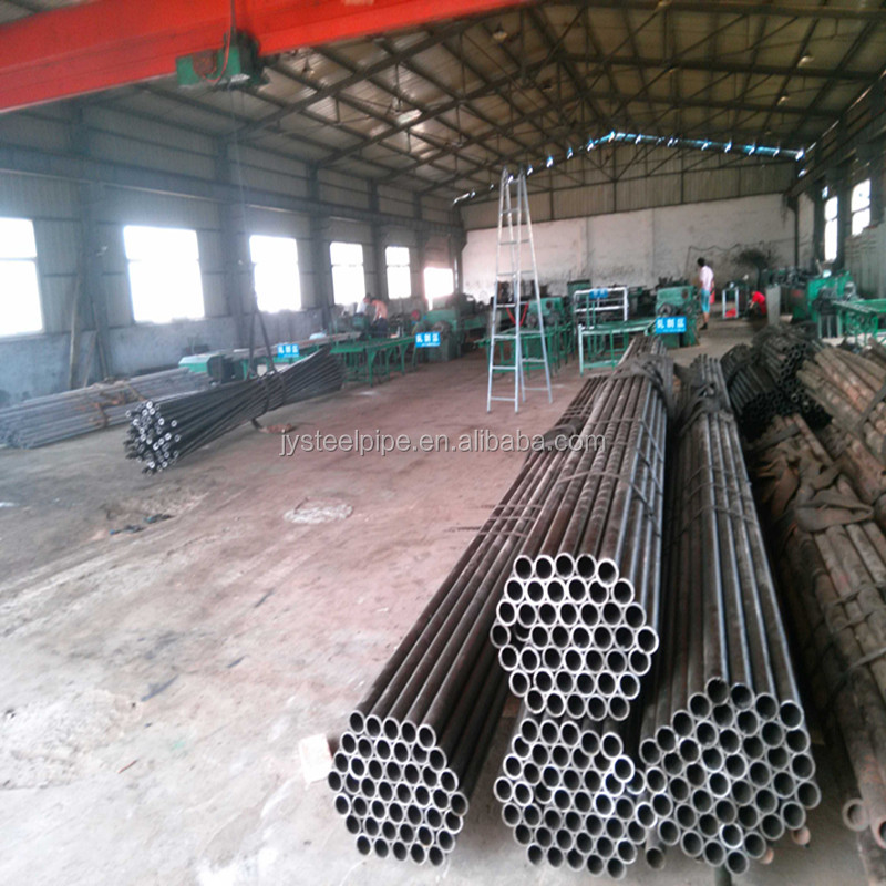 Black Corrosion coating seamless steel pipe/tube in Liaocheng