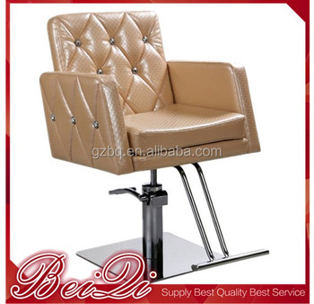Gold styling chair used kids nail salon chairs barber chair for sale craigslist wholesale buy - Used salon furniture for sale ...