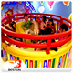 Cheap Price Amusement Park Ride Small Disco Tagada For Sale