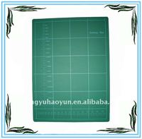 rotary cutting mat for leather and shoe industry