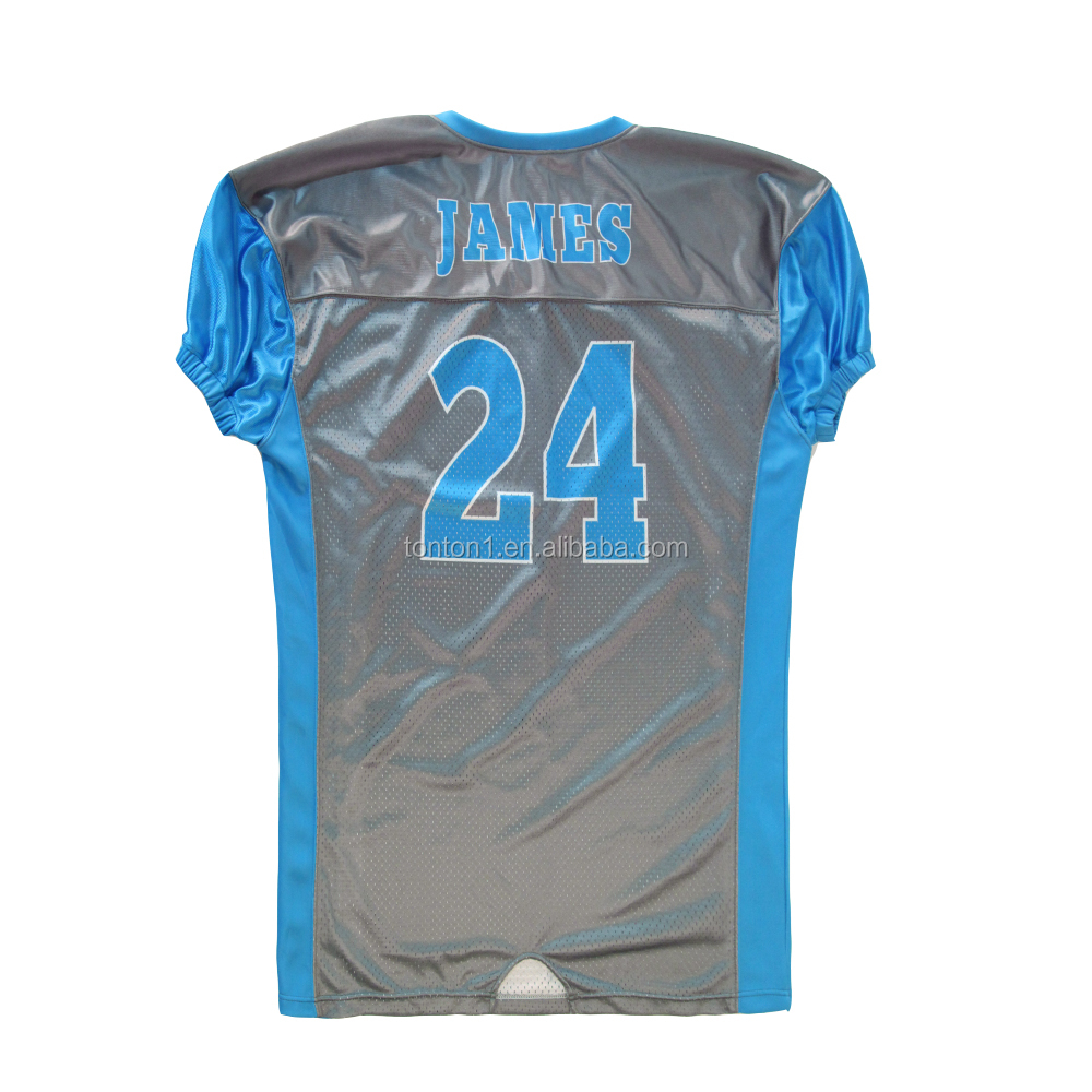 Custom sublimated american football jersey blank american football uniforms