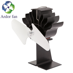 Silent Operation No Power Needed 4 Blades Heat Powered Fan Eco fan for Wood Burning