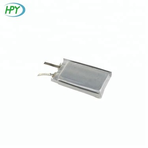 Rechargeable lipo lithium polymer 503030 li-ion cell and li-polymer battery 3.7v 420mah for smart watch