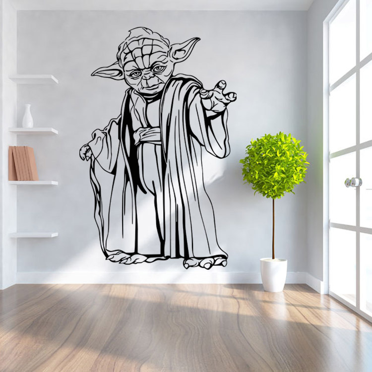 Star Wars Living Room Art: New Star Wars Star Wars Cartoon Characters Living Room