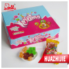 222201610 fresh fruit super sour powder with gummy candy