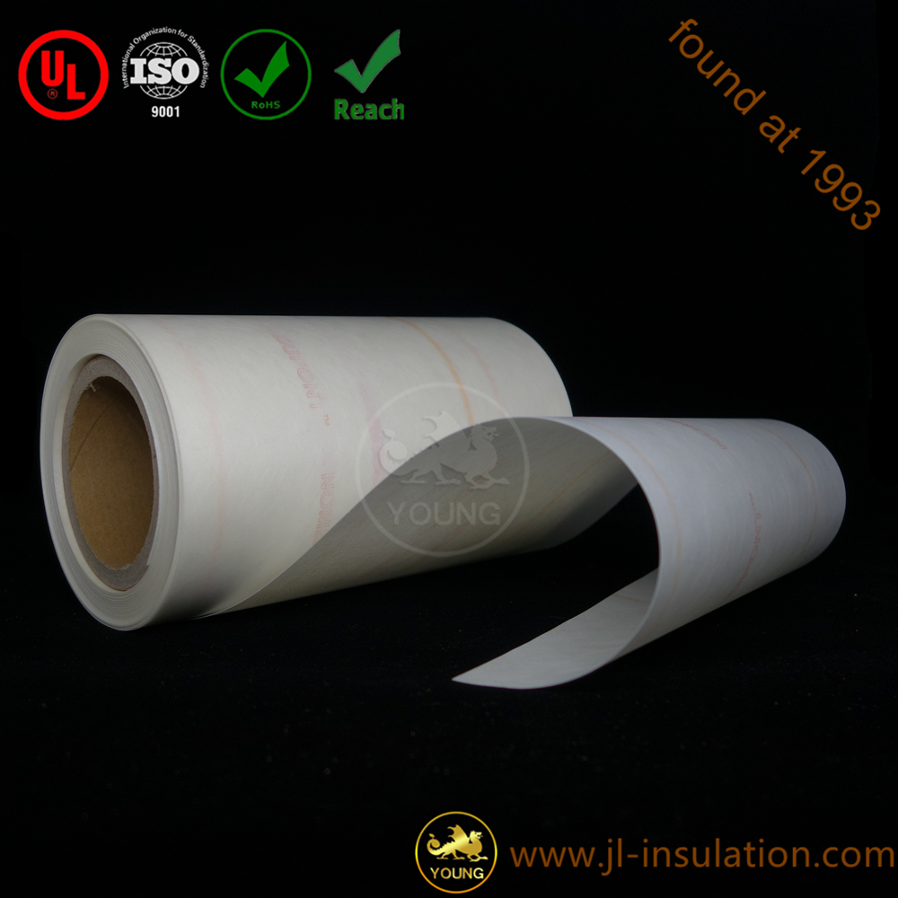 jinlong Factory-h Class Nomex-Mylar-Nomex electrical insulation paper NMN 6640