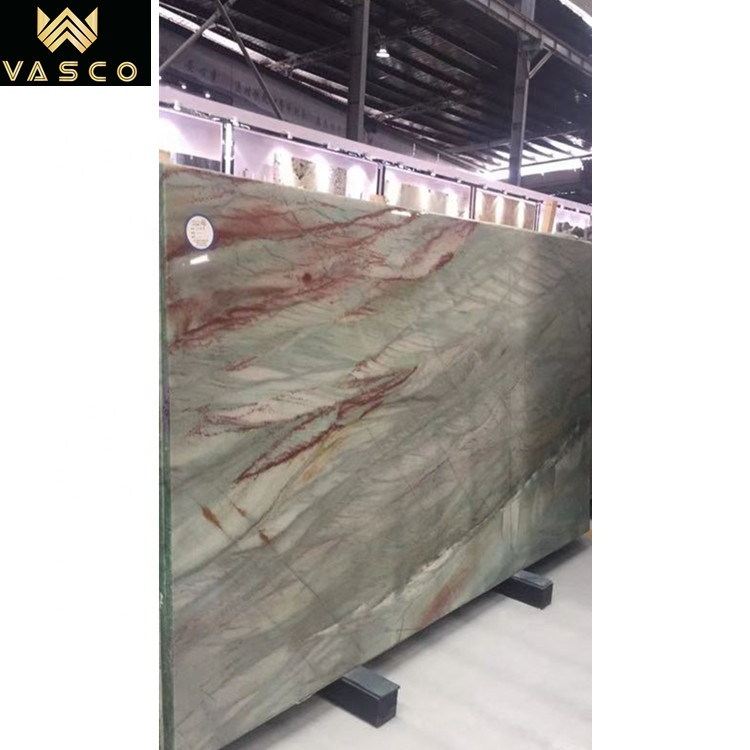 Royal Jade Green Marble Slab Wall Decor Panel Marble