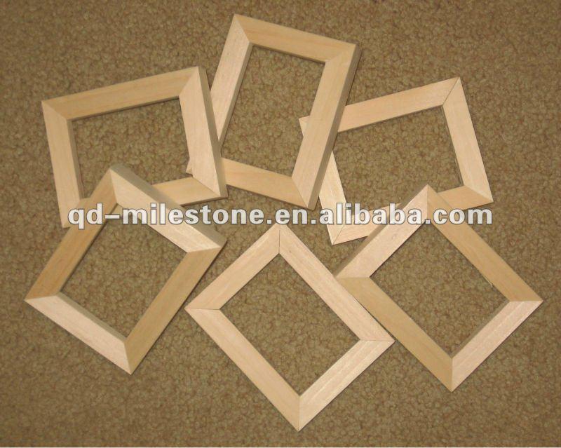 China unfinished wood frame wholesale 🇨🇳 - Alibaba