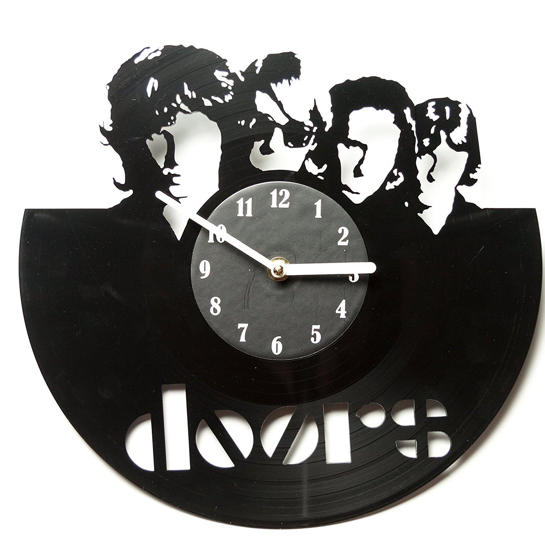 Get Quotations · Doors Wall Clocks for Kitchen - Cheap Wall Clock - Vinyl Record Clocks - Unique Wall  sc 1 st  Alibaba & Cheap Record Doors find Record Doors deals on line at Alibaba.com