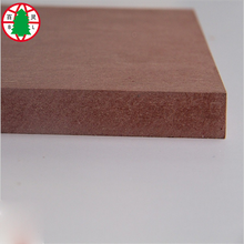 Chinese Linyi good quality 4*8inch fireproof hemp mdf board