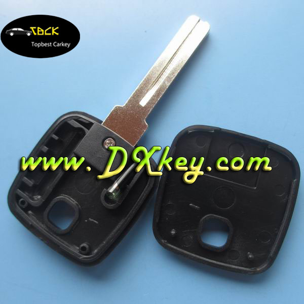 Excellent quality car key with ID48 chip no logo for Volvo chips key Volvo transponder key