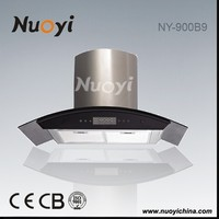 2014 made in china high quality kitchen range hood/ chimney cowls/ Stainless steel cooker hood