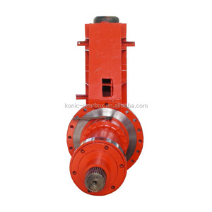 New Series Alloy Steel Planetary Gearbox Speed Reducer