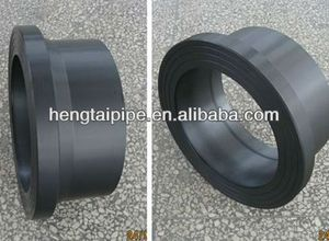 HDPE pipe stub end flange