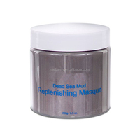 Exfoliate Dead Sea Mud Mask Restores Skin's Natural Health And Beauty