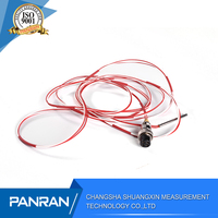 Low price 4-wire 5-meter wire Platinum resistance under 300 degree