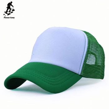 Modern Style Different Types Trucker Hats For Men With Good Prices ... e4eb7534b1d