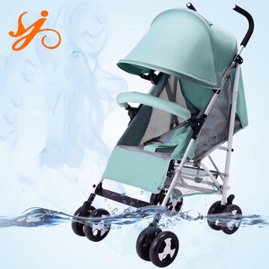 2017 new model baby stroller pedal / foldable baby stroller bed / light weight baby stroller for sale