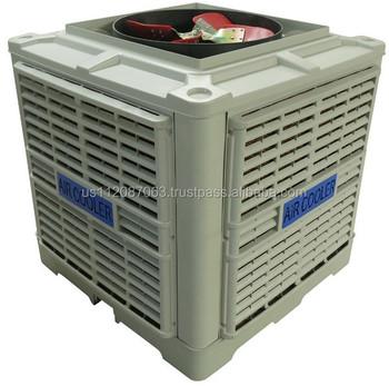 18000btu 30000btu Roof Mounted Evaporative Air Cooler