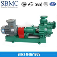 Good performance chemcial industry non-clogging self priming pump