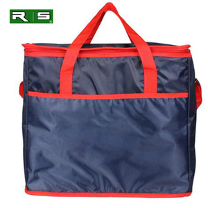 ROBBIE Extra Large Thickening Ice Pack Insulated Lunch Cold Wine Storage Fresh Food Picnic Container Cooler Bag