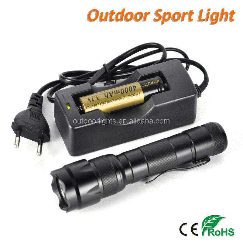 UltraFire WF-501B High Power LED Flashlight