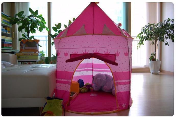 gro e rosa prinzessin zelt cute kind spiel haus sch ne spielen zelt ziemlich indoor und outdoor. Black Bedroom Furniture Sets. Home Design Ideas