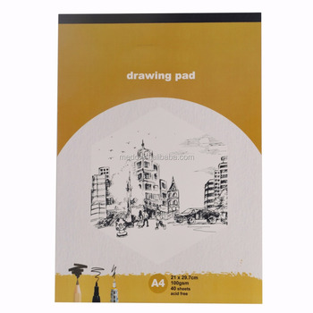 customized 100gsm a3 drawing pad artists drawing book buy artists