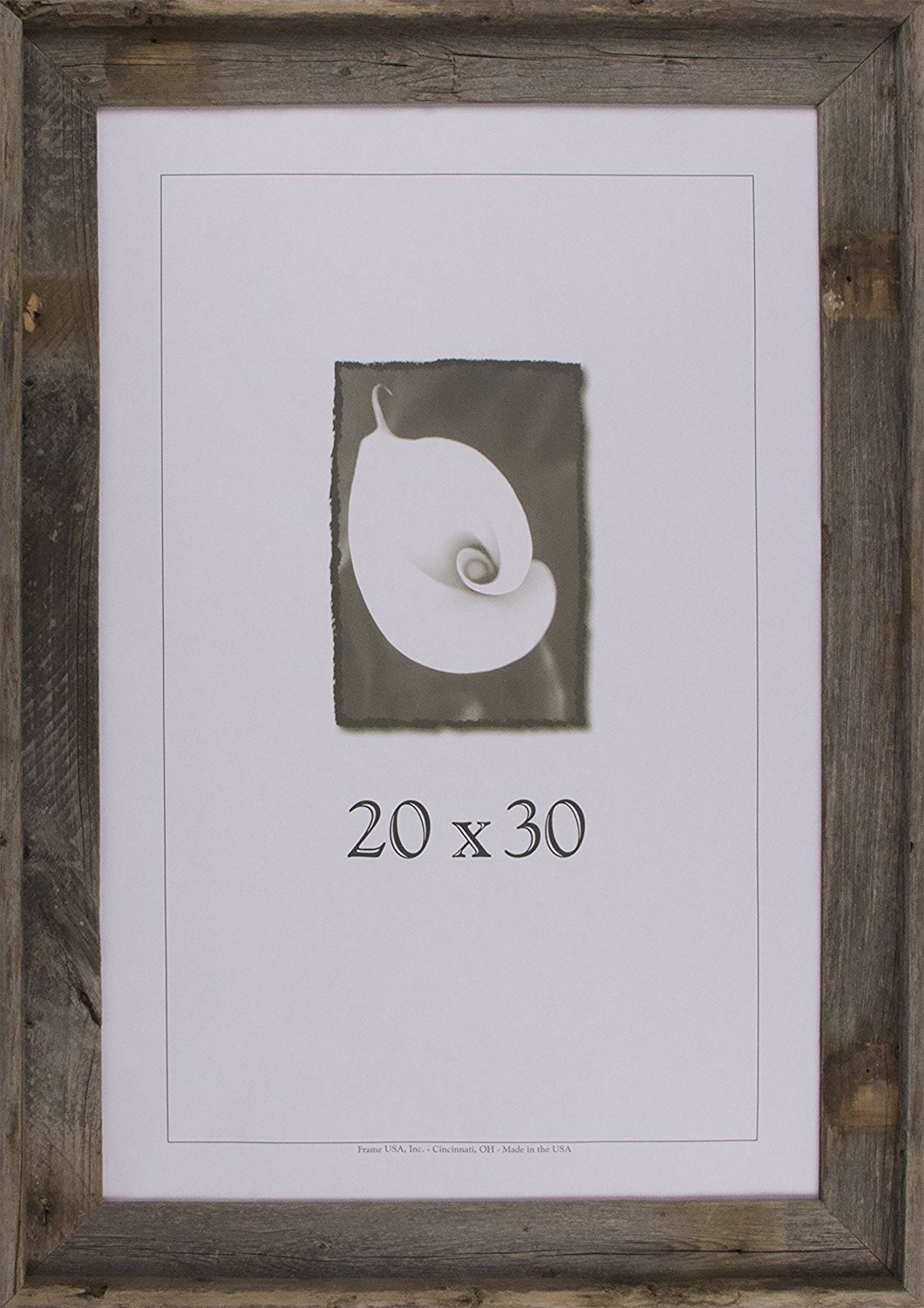 US Art Frames 4x6 Black Solid wood .84 inch /(Poplar/) Picture ...