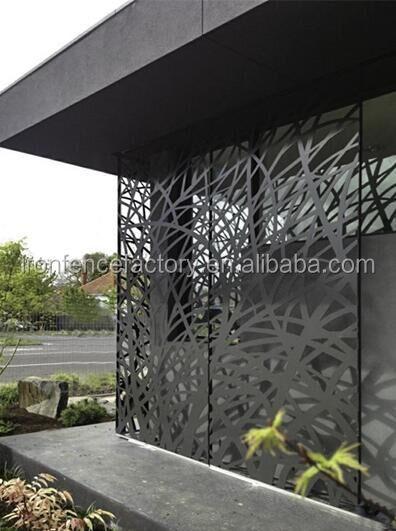 Maison plat top forg fer fen tre grill design pour la for Decoration fenetre en fer