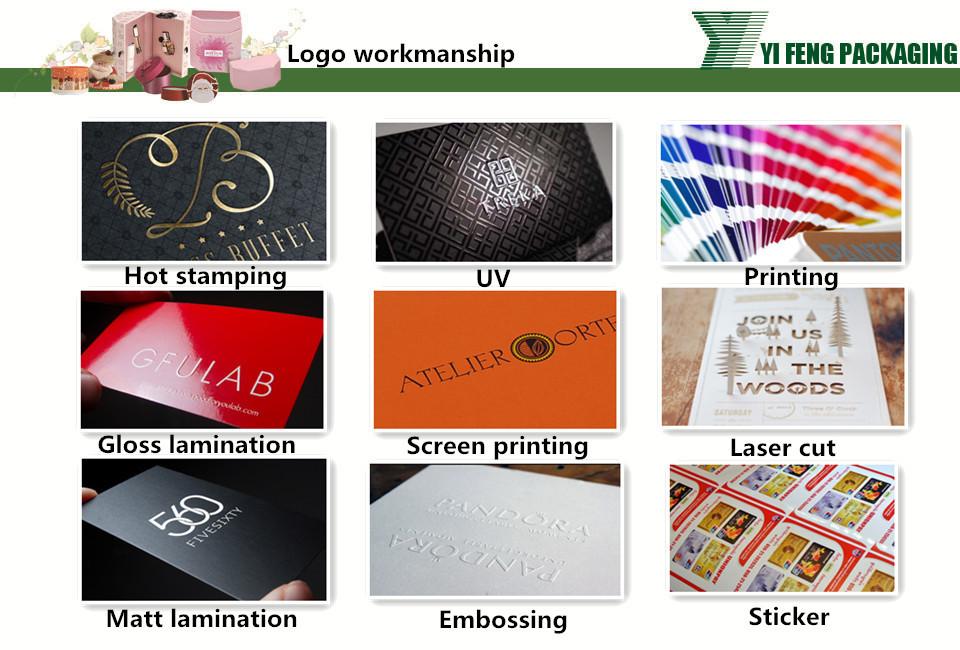 China Factory Cardboard Mini Custom Handmade Printed Paper Gift ...