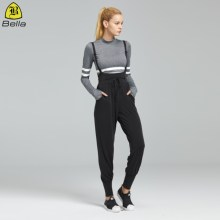 Fashion casual leggings yoga wear custom modal jumpsuits <span class=keywords><strong>vrouwen</strong></span> <span class=keywords><strong>overalls</strong></span>