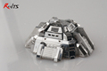 RealTS MU 3D Metal Puzzle Star Craft Terran Blockhouse Barriers Building Model BH S01 DIY 3D