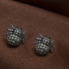 925 factory <span class=keywords><strong>보석</strong></span> stud earring 굿 quality 와 great price